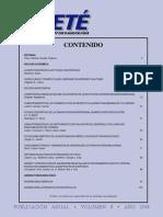 Revista Arete 8
