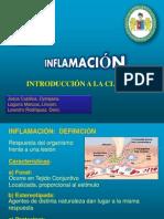 Fisiopatologia de La Inflamacion