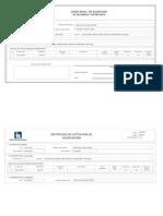 Certificado de Cholque