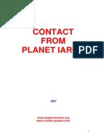 En Contact From Planet Iarga