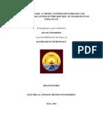 Steel Plant Report