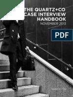 QC Case Interview Handbook