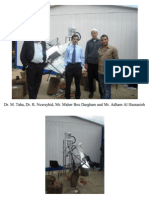 Hybrid Thermal-photovoltaic Tracking Solar Collector