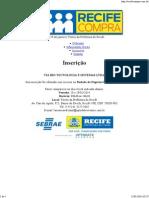 Rodada de Negócios Recife Compra
