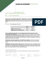 LA-Sen GQR for Senate Majority PAC (Sept. 2014)