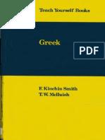 Greek (Teach Yourself Books)