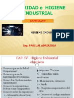 Cap IV (Higien Industrial )