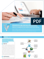 Pronostico de Ventas de Corto Plazo en Visual Sale Software