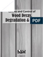 Causes and Control of Wood Decay