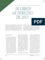 100 Libros Del 2013