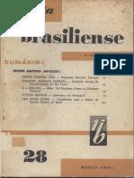 1960 Condições Sociais Da Industrialização Em SP 1960