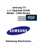 Firmware Upgrade Instruction L650[1]