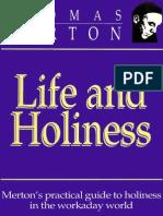 Life and Holiness - Thomas Merton