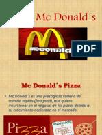 Caso Mc Donal´s