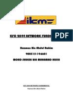 KFC 2044 NETWORK FUNDEMENTAL