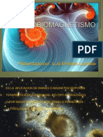 Cosmo Bio Magnetism o
