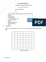 Logic Design in verilog Reports