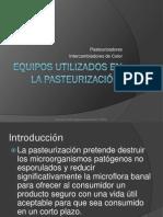 Pasteurizadores