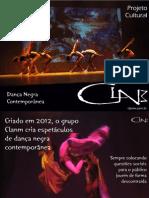 Clanm 2015 - Projeto Cultural