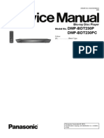 Panasonic DMP BDT230P