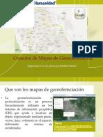 Creación de Mapas de Georefenciación