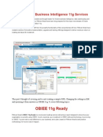 Introduction to Obiee-11g