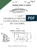 Historia Estadística de 1954