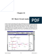 Chapter 24 - DC Short-Circuit Analysis