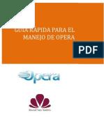 Guia Rapida Para Las Generalidades de Opera 2