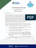 Reglamento Disciplinas Culturales 2014 (1)
