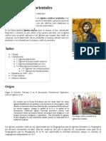 Iglesias Católicas Orientales
