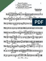 Vaughan Williams Tallis Orch 2 CB