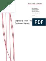 BoozAllen_Capturing Value Through Customer Strategy