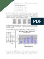 UNIDAD II Distribucion de Frecuencias