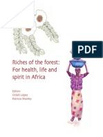 Riches of the Forest_For Health Life and Spirit in Africa