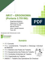 NR17 - Ergonomia