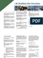 Cantidades Fundamentales (Traduccion Para Circuitos)