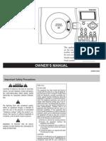 CD Bt1mkii Manual
