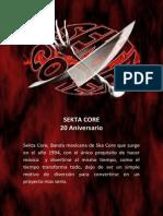 Sekta Core Preskit 2014