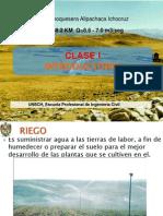Clase 1.2-Proy Riego
