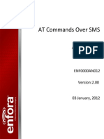 Comandos at Sms Enfora 2418 Enf0000an012 - At Commands Over Sms