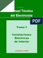 Electricidad - Manual Instalaciones Electricas (Simbologia)