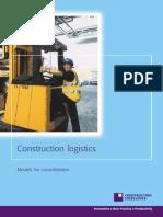 4. Constructions Logistics Models Pag.10 y 11