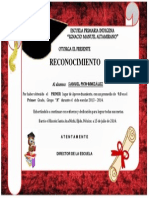 Escuela Primaria Indigena Ignacio Manuel Altamirano