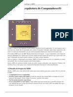 Introdução à Arquitetura de Computadores_O Que é o MIPS