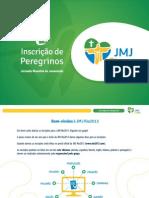 JMJ inscrição