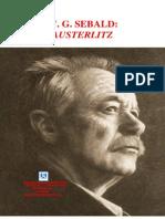 Guía_ Austerlitz Sebald