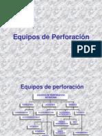 Equipos de Perforación II