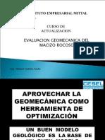7 Evaluacion Geomecanica Del Macizo Rocoso