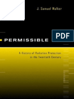 Permissible Dose a History of Radiation Protection in the Twentieth Century (ISBN 0520223284)